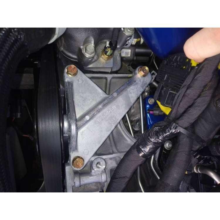 01-19 GM 6.6L Duramax DHD AC Delete Kit