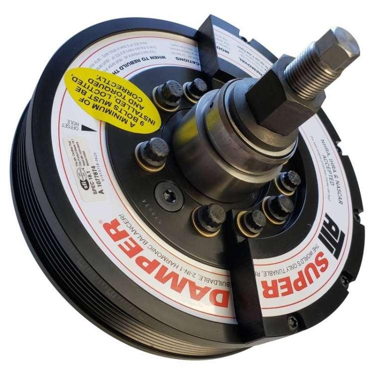 01+ GM 6.6L Duramax DHD Harmonic Balancer Installer