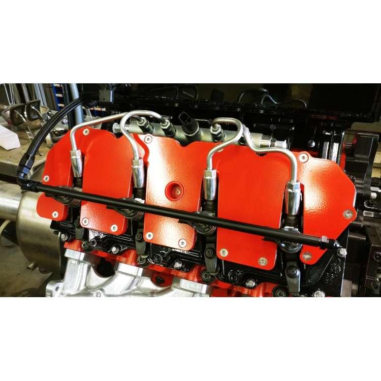 04.5-10 GM 6.6L Duramax DHD Aluminum Fuel Return Manifold Kit