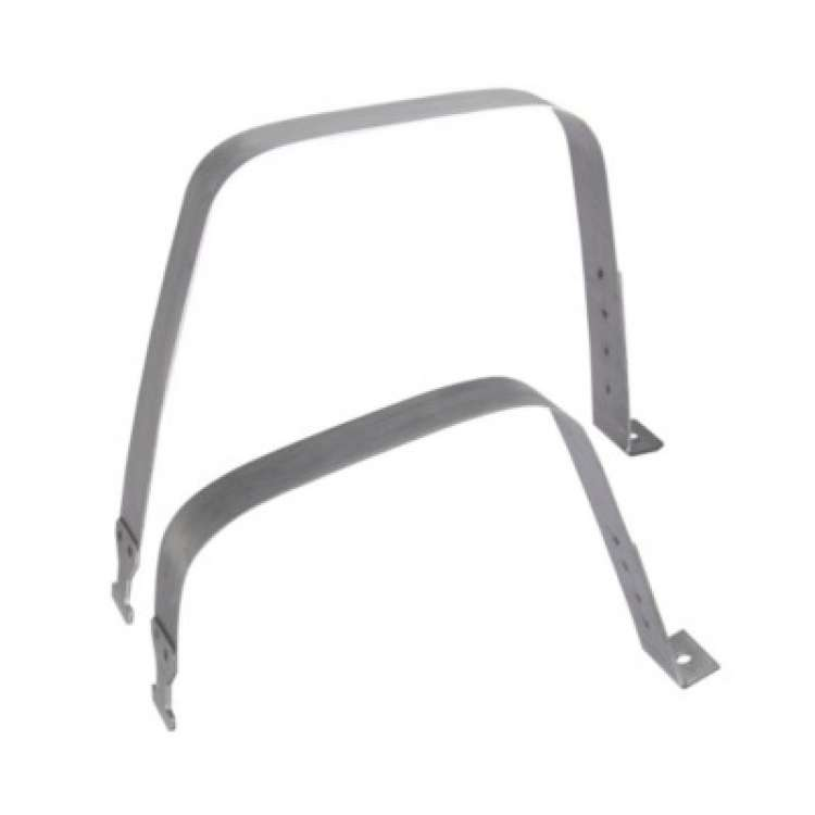 94-02 Dodge Diesel Front and Rear Fuel Tank Straps