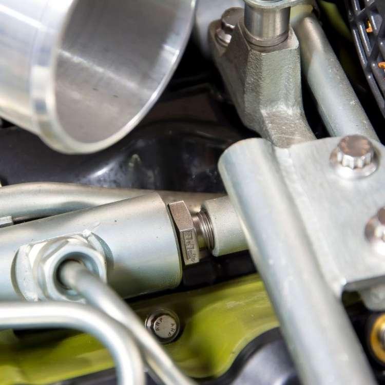 04.5-10 Chevy/GM 6.6L LLY, LBZ & LMM Duramax Ported Fuel Rail Fitting