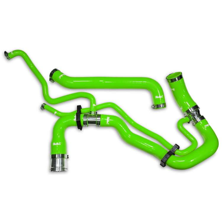 11-16 6.6L Duramax Performance Upper and Lower Coolant Hose Kit