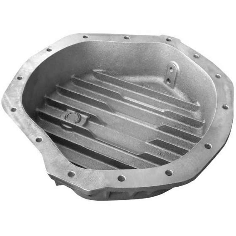 """01+ GM 2500/3500 & 03+ Dodge 2500/3500 14 Bolt 11.5"""" Rear Axle PPE Heavy Duty Differential Cover"""