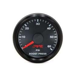 PPE 0-60PSI Turbo Boost Pressure Gauge