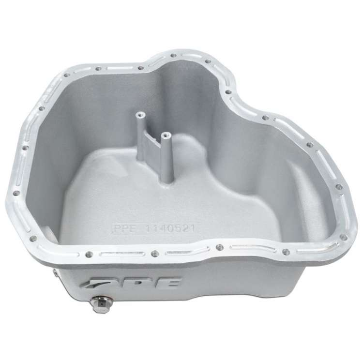 11-16 6.6L Duramax High-Capacity Cast Aluminum Deep Engine Oil Pan