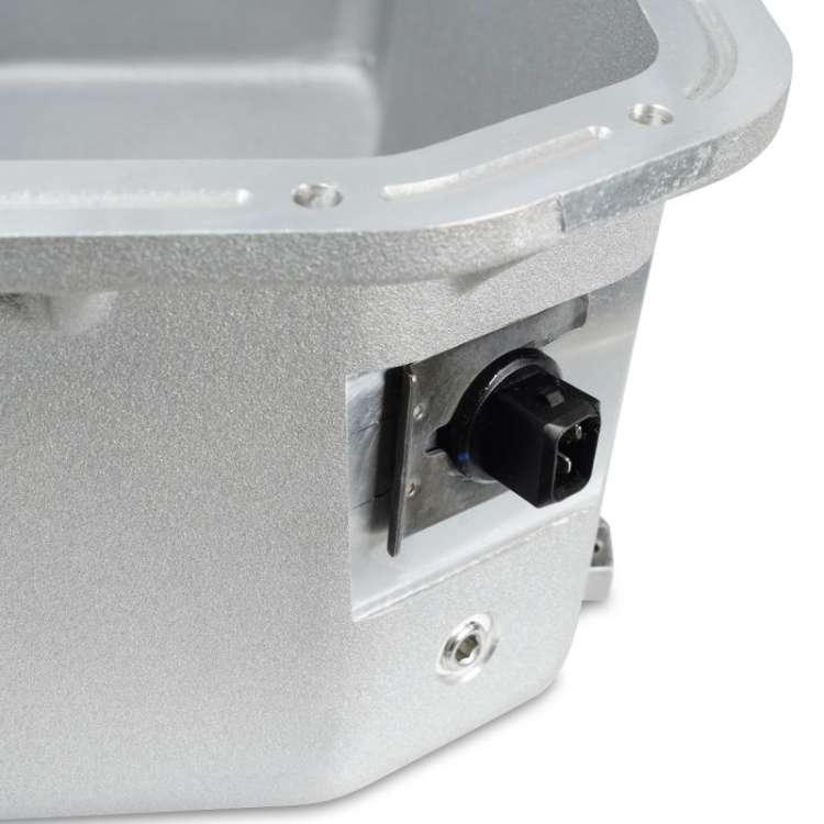 01-10 6.6L Duramax High-Capacity Cast Aluminum Deep Engine Oil Pan