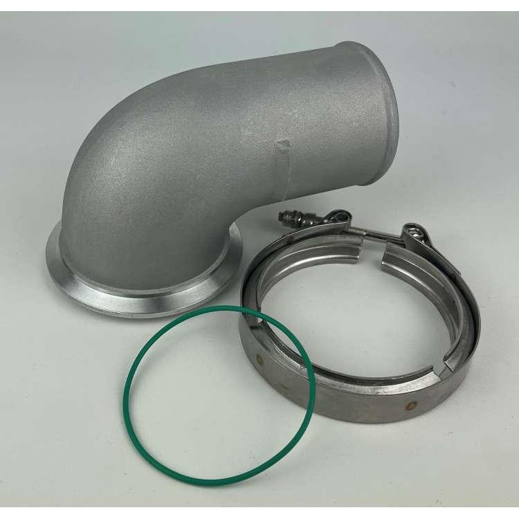 """S400 Compressor 3"""" Outlet Elbow Kit"""