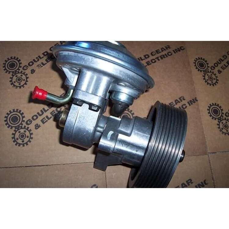Jake Brake Vacuum Pump With Pulley  OEM 03-07  5.9L
