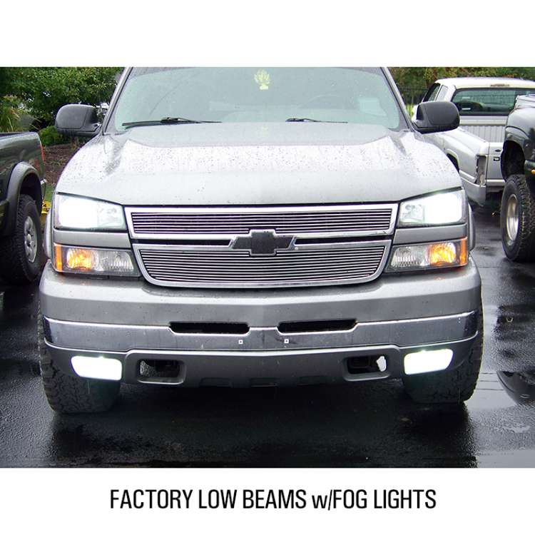 03-07 GM Classic 2500/3500 All Lights On Module