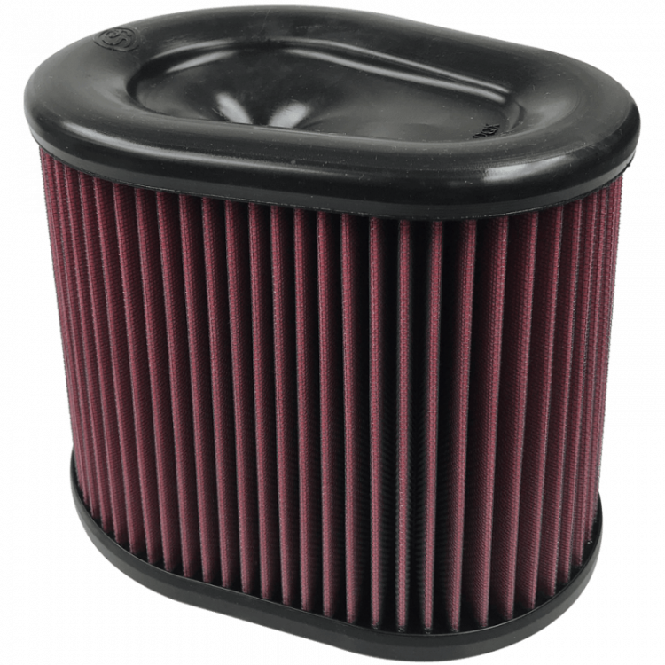 S&B KF-1062 Replacement Filter for Cold Air Intake Kit (Cleanable, 8-ply Cotton)