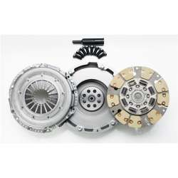 01-06 6.6L Duramax Diesel South Bend CB/Kevlar 425HP 800TQ Clutch Kit