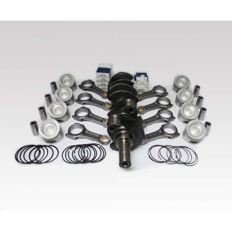 01-16 6.6L Duramax Wagler Street Fighter 1,000 HP Rotating Assembly