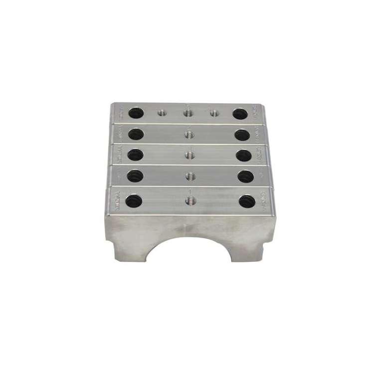 01-16 6.6L Duramax Wagler Billet Main Caps