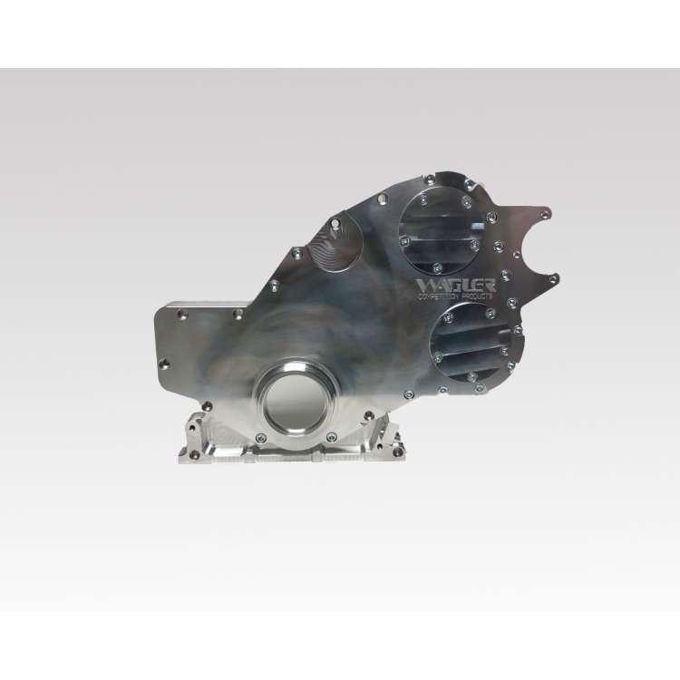 03-18 5.9L & 6.7L Cummins Wagler Dual CP3 Front Cover