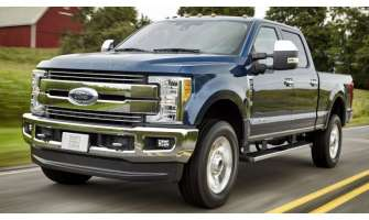 Ford F-250 & F-350 Truck Upgrade Guide