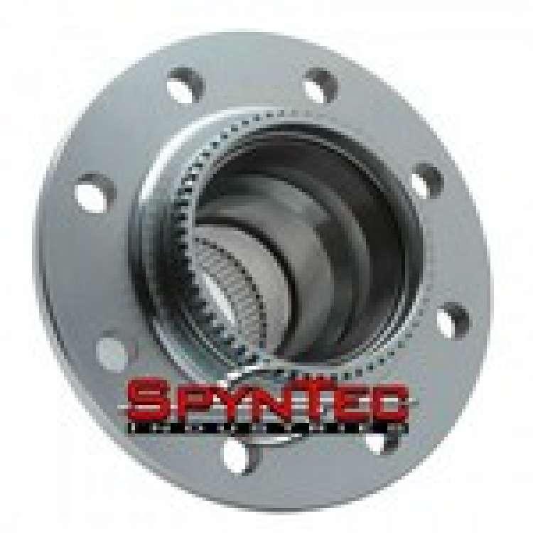 00-09 Dodge 2500/3500 SRW Spyn Tec Shorty Dodge Locking Hub Conversion