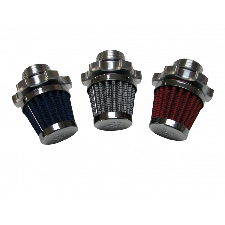 98.5+ 5.9L/6.7L Cummins PDP Billet Oil Cap w/Breather (New Design)