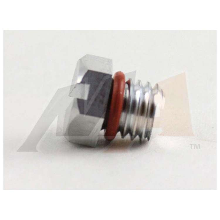 MA 6.6L Duramax Aluminum Bleeder Screw for Fuel Filter Head