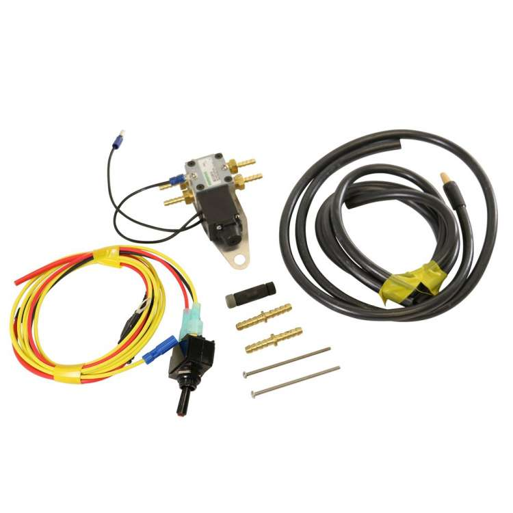 94-02 Dodge Ram 4x4 BD Power 2wd Low Gearing Kit