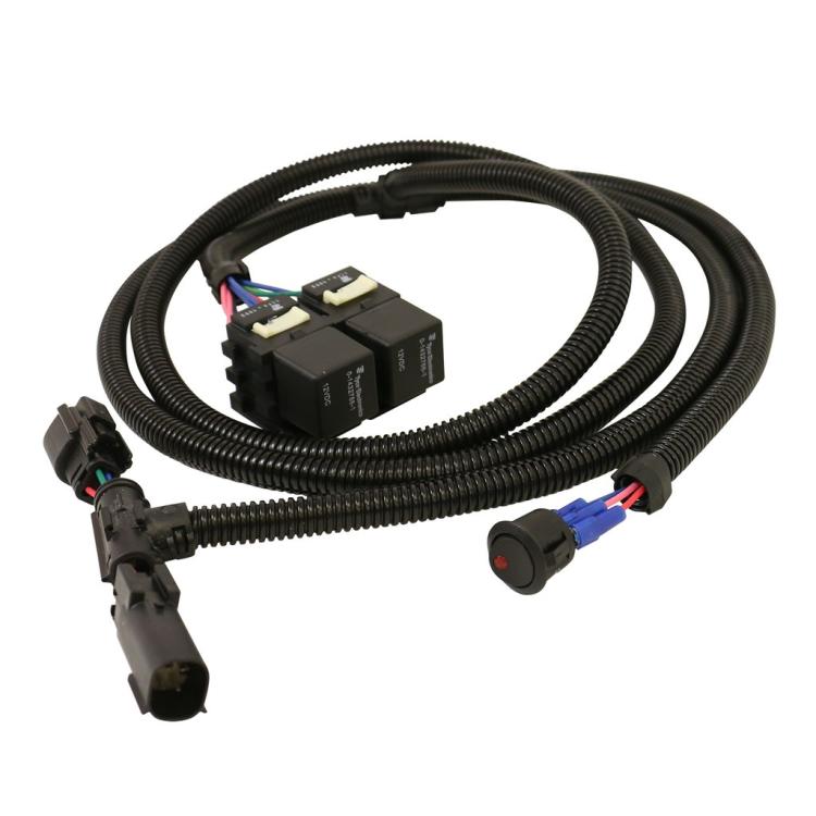 15-17 GM 2500/3500 4X4 BD Power 2wd Low Gearing Kit