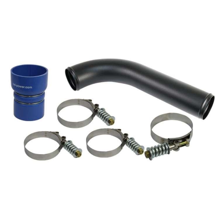 BD Intercooler Intake Metal Intake Pipe for 03-07 Dodge