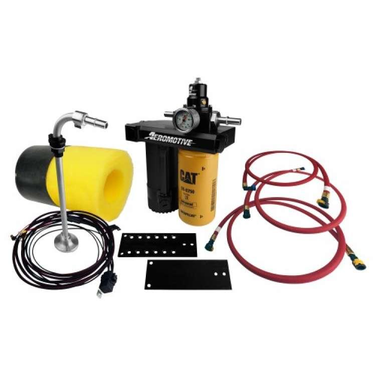 01-10 GM 6.6L Duramax Aeromotive Lift Pump Complete Kit, 130GPH
