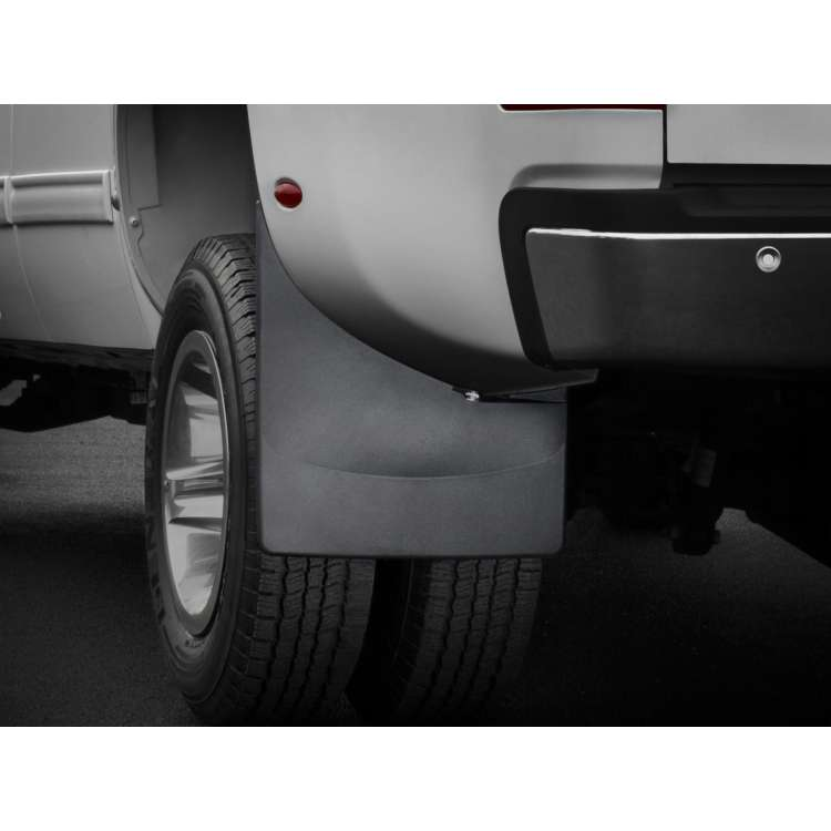 10-14 Dodge Ram 2500/3500 w/o Fender Flares No-Drill DigitalFit Mud Flaps
