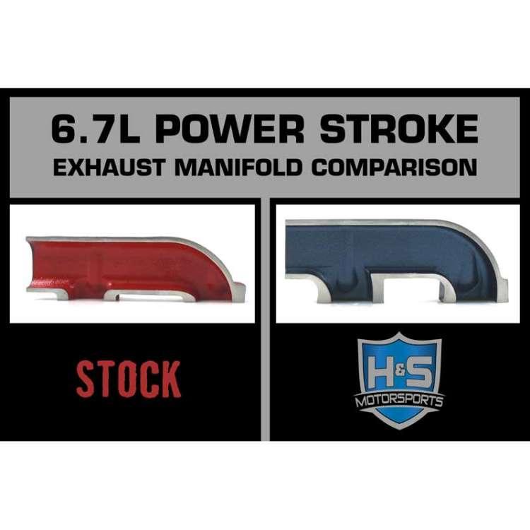 11-16 Ford 6.7L Powerstroke H&S Motorsports SX-E Turbo Kit