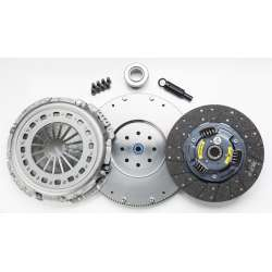 89-04 NV4500/Getrag South Bend 425HP HD Single Disk Clutch Kit w/Flywheel