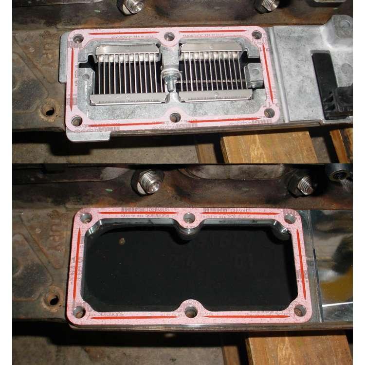 13-16 Dodge 6.7L Cummins Glacier Air-Boss Grid Heater Delete