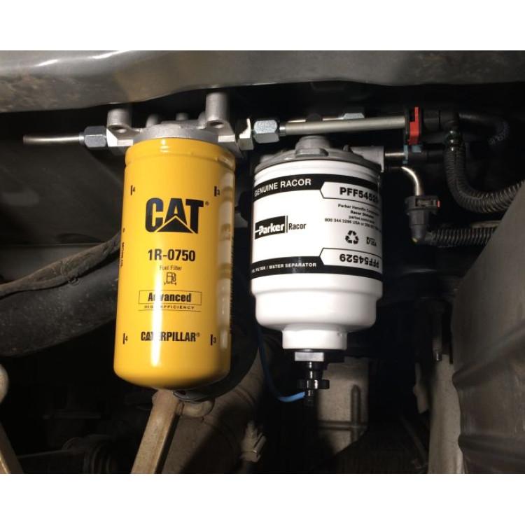 13-18 Ram 6.7L Cummins 2500/3500 CAT Fuel Filter Kit
