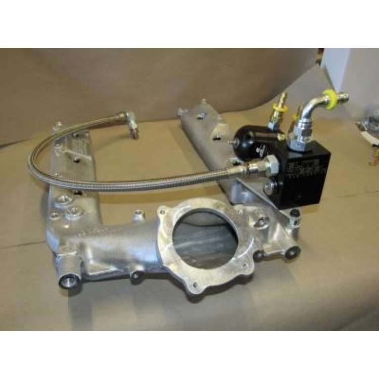 08-10 6.4L Powerstroke Rudys Airdog/FASS Upgraded Fuel System (Fuel Bowl Delete)