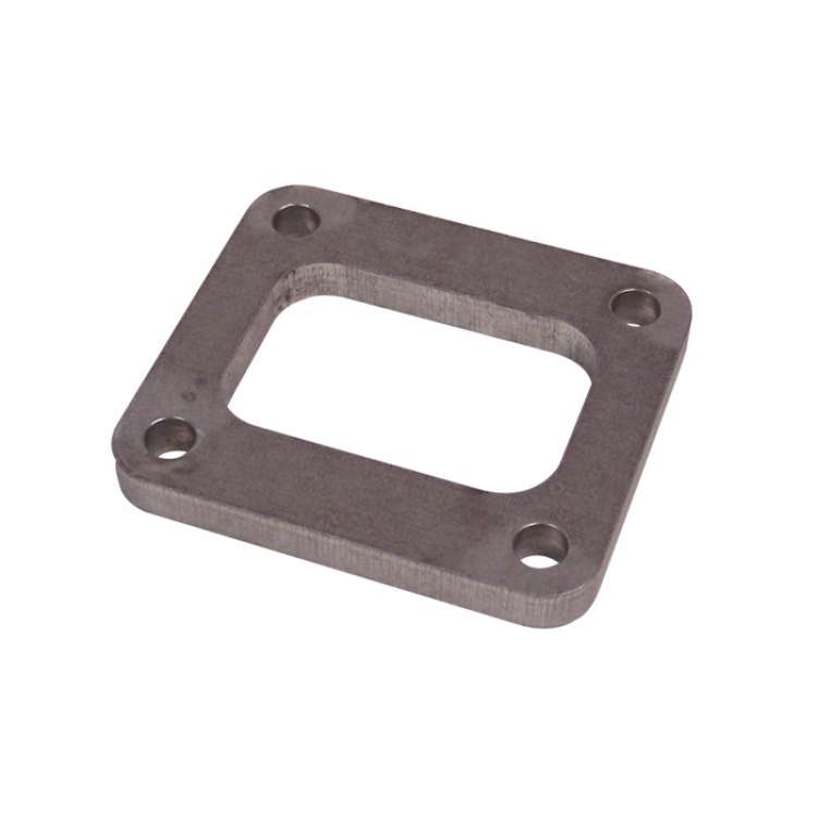 T4 Turbo 1/2 In Thick Mild Steel Inlet Flange