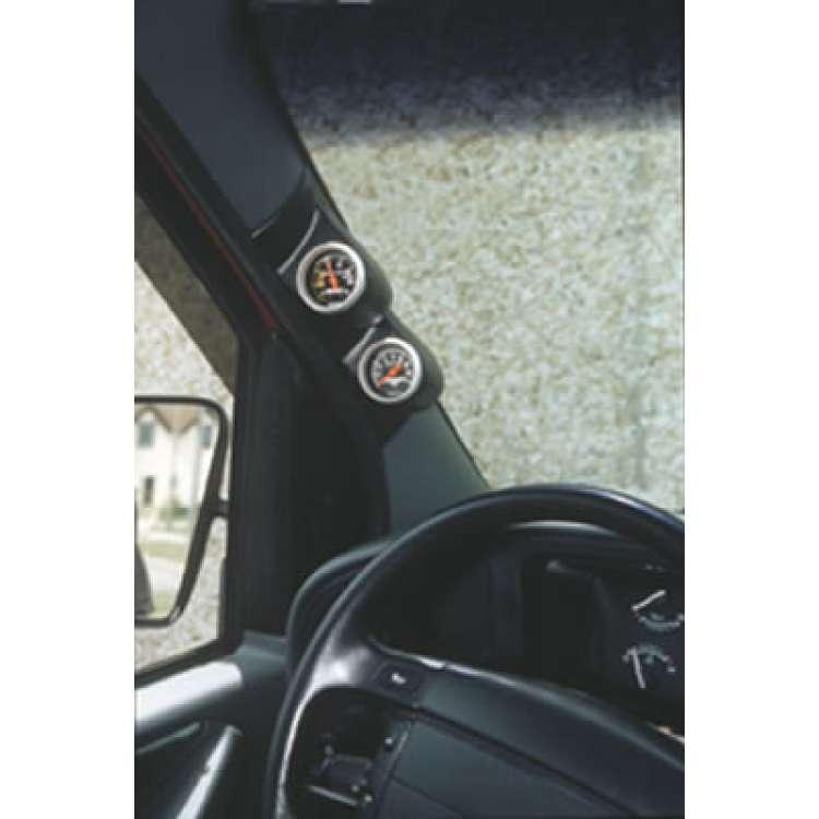 89-93 Dodge Ram Single Gauge Partial A-Pillar Pod 15199