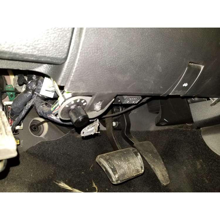 03+ Dodge Ram SPE 5-Position EZ-Lynk Switch Bracket
