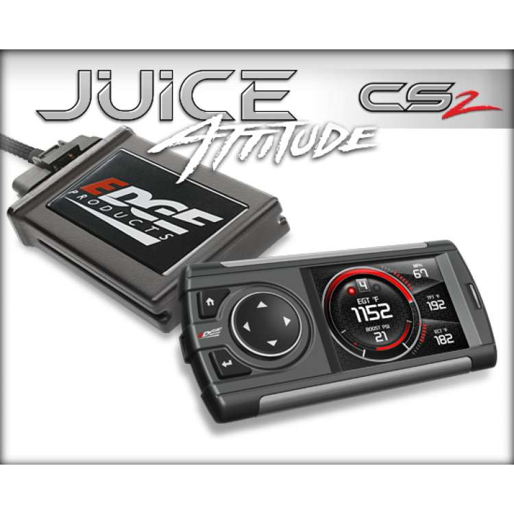 07-10 GM 6.6L Duramax Edge 21403 CS2 Juice w/Attitude