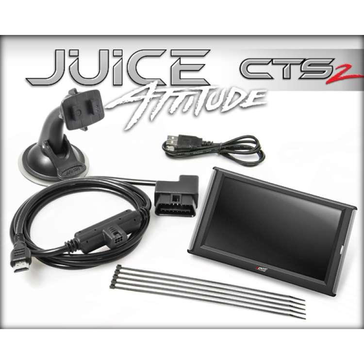 99-03 Ford 7.3L Powerstroke Edge 11500 CTS2 Juice w/Attitude