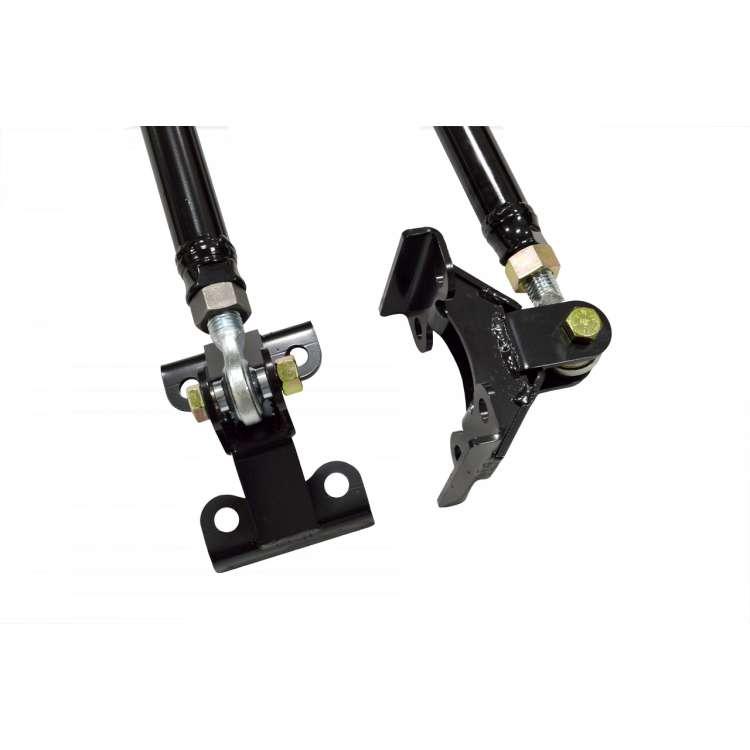 Longhorn Fab 2011+ Duramax Bolt on Traction Bar Kit (Standard Grade Rod Ends, Short Bed) 201036-72