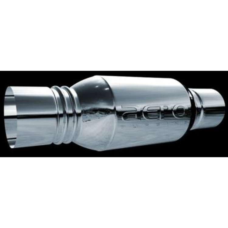 Aeroturbine 2.5 In Car & Truck Muffler 2525
