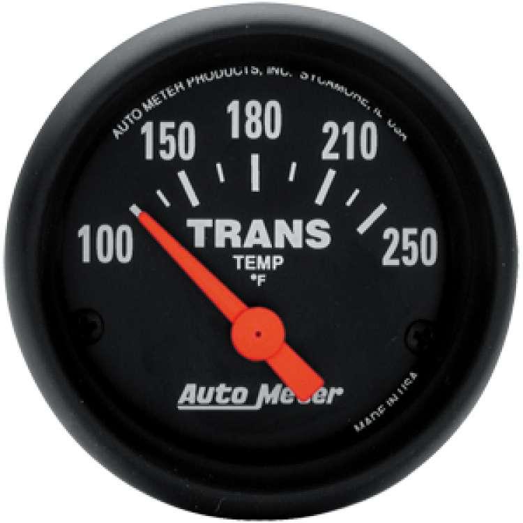 Z Series 100º-250º Transmission Temperature Gauge 2640