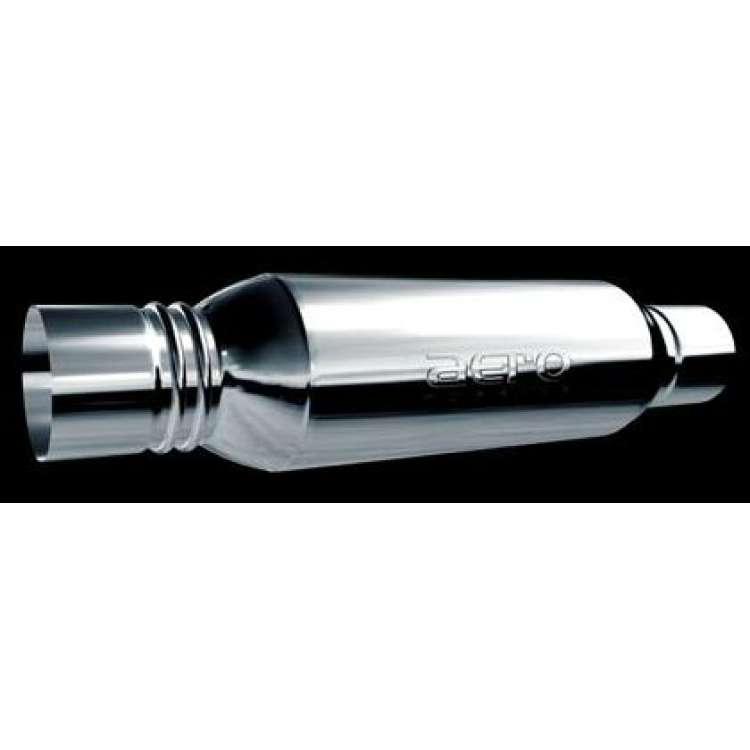 Aeroturbine 4 In Resonated Performance Diesel Muffler 4040XL