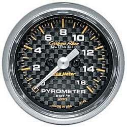 Carbon Fiber Pyrometer 0-1600 Degrees 4744