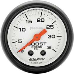 Phantom Boost Gauge 0-35 PSI 5704