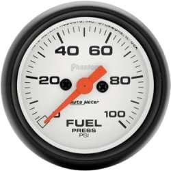 Phantom Electric Fuel Pressure Gauge 0-100 PSI 5763