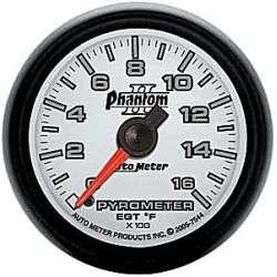 Phantom II 0-1600 Degree Pyrometer Stepper Motor 7544