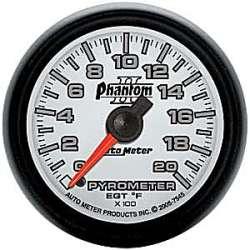 Phantom II 0-2000 Degree Pyrometer Stepper Motor 7545