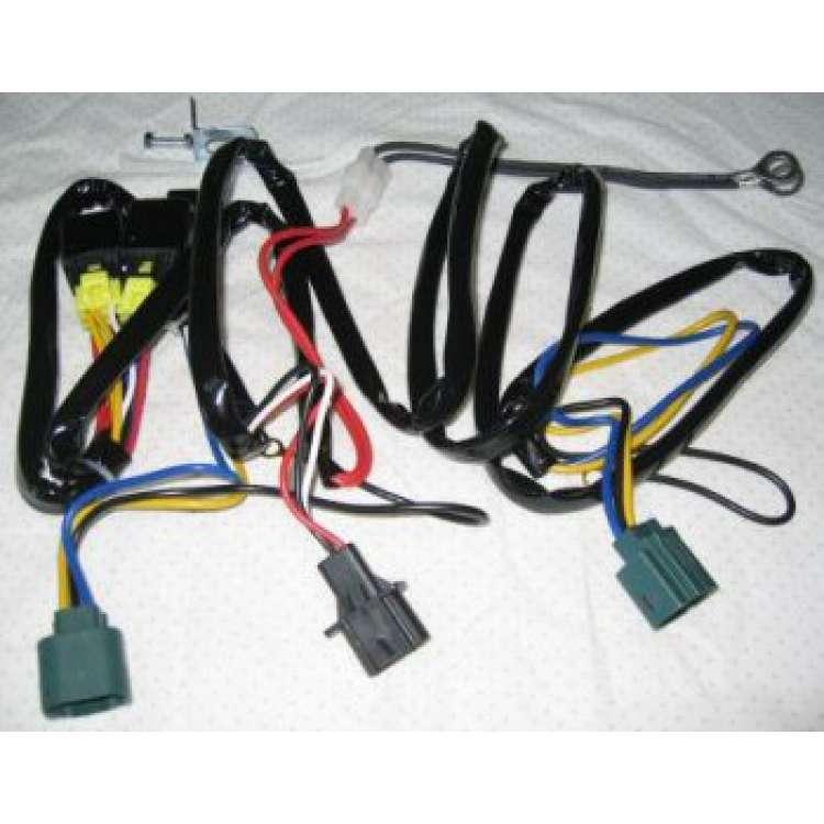 9008 (H13) Headlight Wiring Harness Upgrade