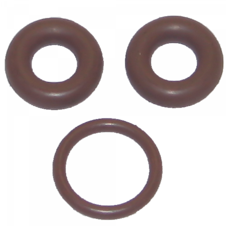 7.3L Ford Powerstroke Fuel Filter Bowl Drain Valve O Rings