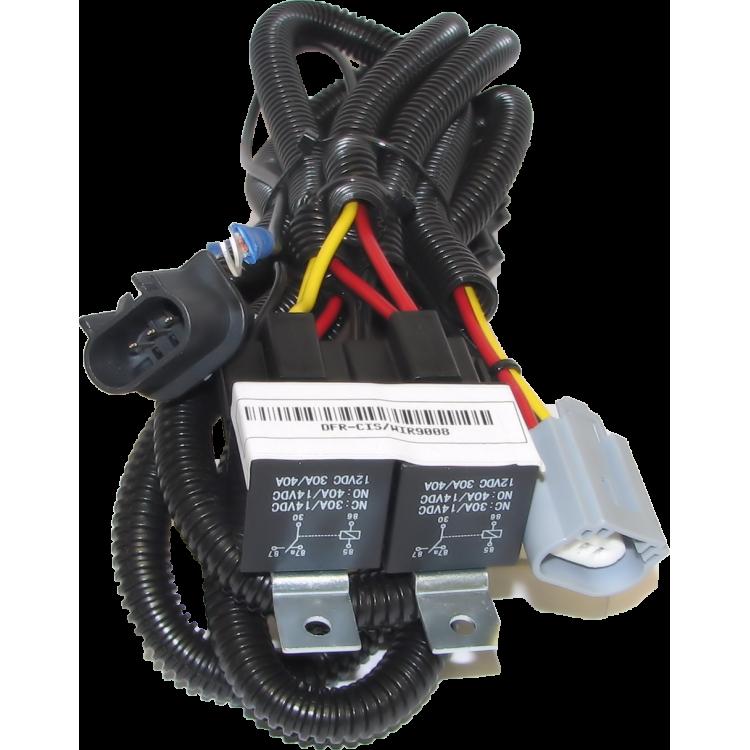 9007 to 9008 Headlight Heavy Duty Wiring Harness Upgrade
