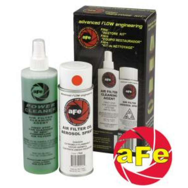 AFE 90-50000 Gold Filter Cleaning & Restore Kit for Pro-Guard 7